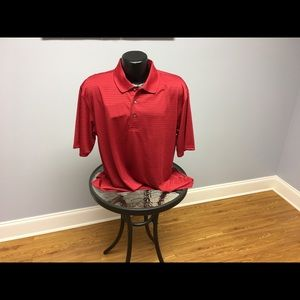 Red Chili Pepper Pro Player Polo Shirt
